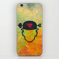 Soldier Of Love iPhone & iPod Skin