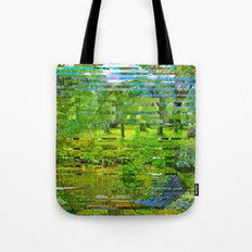 Landscape of My Heart (4 as 1) Tote Bag