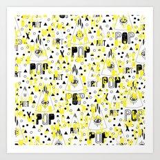 A.R.T.P.O.P. i ii Art Print