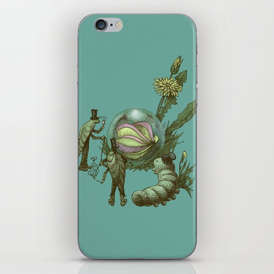 It Fell From The Sky  iPhone & iPod Skin