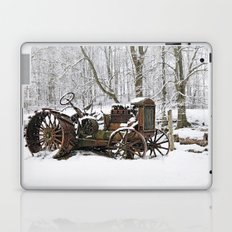 Steel and Snow Laptop & iPad Skin