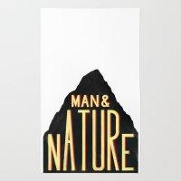 Man & Nature Rug