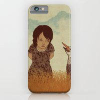 iPhone & iPod Case featuring Lost in Thought  by Rizky Warnerin's Illustrations