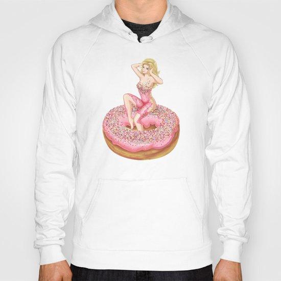 Donut Girl Hoody