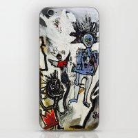 Destruction of Radiance iPhone & iPod Skin