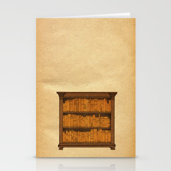 Many Doors Stationery Card
