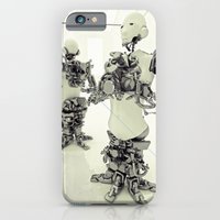 iPhone & iPod Case featuring MOTHERFRAME by ARMOR TECH/