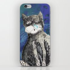 kittens iPhone & iPod Skin