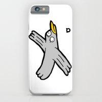 iPhone & iPod Case featuring 003_bird by teddyBOY