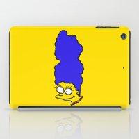 Misshapen Marge iPad Case