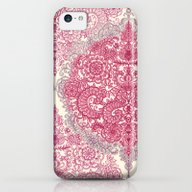 Happy Place Doodle In Be… iPhone 5c Slim Case