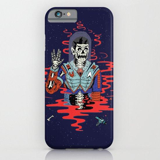 Dead Spock iPhone & iPod Case