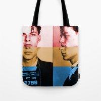 Classic Frank Sinatra  Tote Bag