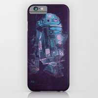 iPhone & iPod Case featuring R2D2 by Sitchko Igor