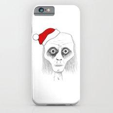 Tired Santa iPhone 6 Slim Case