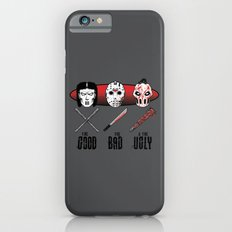 Hockey Mask Evolution iPhone 6 Slim Case