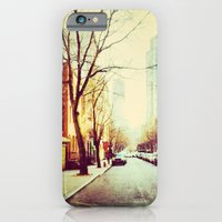 iPhone & iPod Case featuring neighborhood by Melissa Dilger