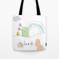 Funland 4 Tote Bag