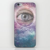The Grand Delusion iPhone & iPod Skin