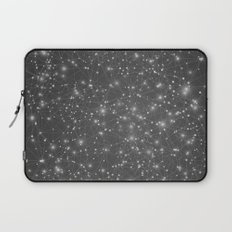 Logic Will Get You From Point A to Point B (Geometric Web/Constellations) Laptop Sleeve