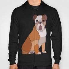 English Bulldog Hoody
