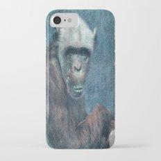 Blue Monkey Slim Case iPhone 7