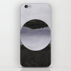 Nowhere iPhone & iPod Skin