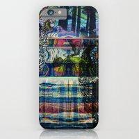 iPhone & iPod Case featuring CMYK Requiem pt. 1 by Adam Graetz