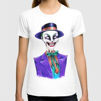 joker T-shirts featuring JOKER by ReadThisVA