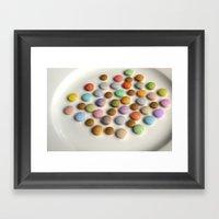 Take Your Medicine Framed Art Print