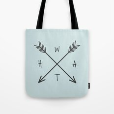 WHAT Compass? Tote Bag