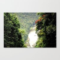 Crawford's Lookout Canvas Print