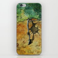 TIERRA (II) iPhone & iPod Skin