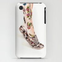 iPhone 3Gs & iPhone 3G Cases featuring Shoes II by Carlos-ARL