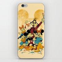 Fun In Colors iPhone & iPod Skin