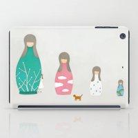 Matryoshka iPad Case