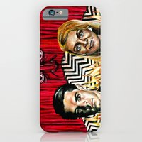 """iPhone & iPod Case featuring """"The Red Room"""" by Kristin Frenzel by Consequence of Sound"""