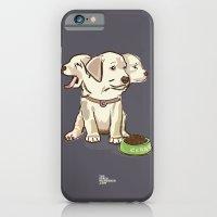 Cerberus Puppy iPhone 6 Slim Case