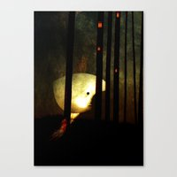 Toothfairy Canvas Print
