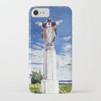 jesus iPhone & iPod Cases featuring Jesus by Condor