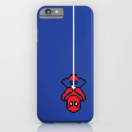 Spider-Pixel iPhone & iPod Case