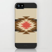 iPhone 5s & iPhone 5 Cases featuring Aztec 1 by Aztec