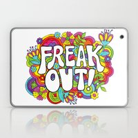 Freak Out! Laptop & iPad Skin