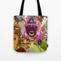 The Circus #02 Tote Bag
