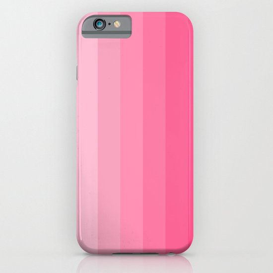 Shades of Pink iPhone & iPod Case