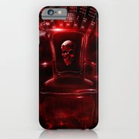 Infernal throne iPhone 6 Slim Case