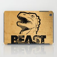 Big In Japan - Black On … iPad Case