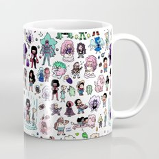 Cute Steven Universe Doodle Mug