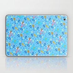 Sailor Mercury Pattern /… Laptop & iPad Skin