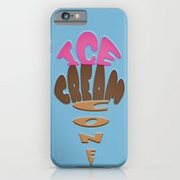 Ice Cream Cone iPhone 6 Slim Case